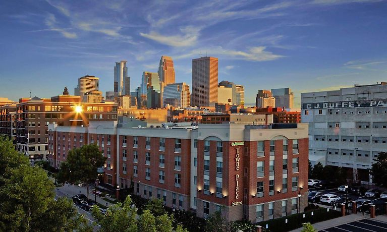 towneplace suites minneapolis downtown ミネアポリス mn